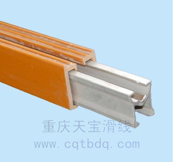 JDC单极加厚型安全滑触线